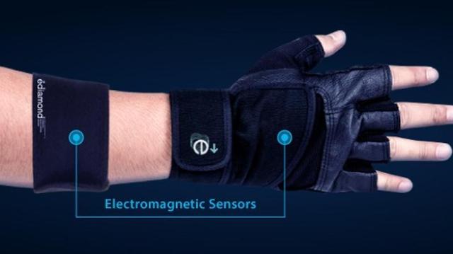 Diabète : un gant connecté pour mesurer sa glycémie