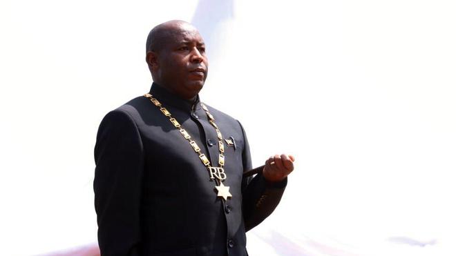 Evariste Ndayishimiye a prêté serment ce jeudi 18 juin 2020 comme Président de la République du Burundi
