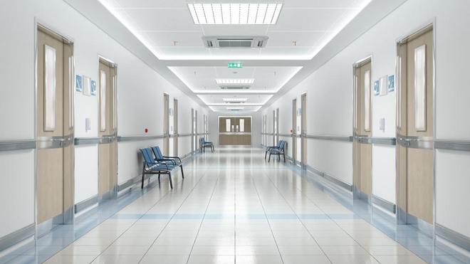 Les couloirs des hôpitaux sont désertés depuis le début de la pandémie de coronavirus au Cameroun (photo d'illustration)